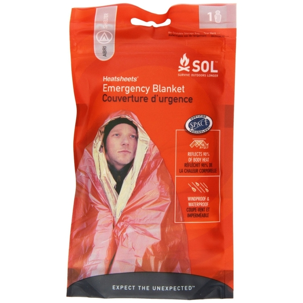 Advanced Medical Kits Emergency Blanket