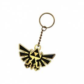 Nintendo Zelda Bird Enameled Metal Key Chain