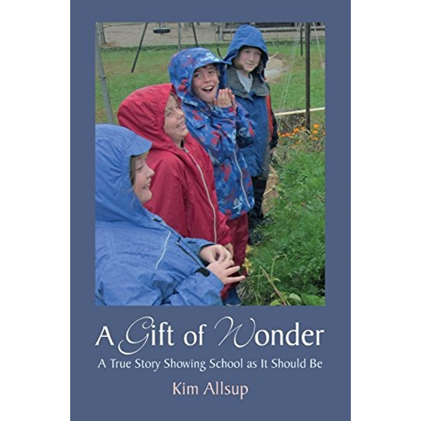 A Gift of Wonder A True Story Showing School As It Should Be Paperback / softback 2018