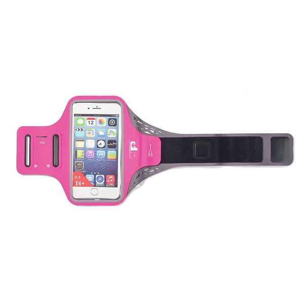 Ultimate Performance Ridgeway Armband Phone Holder - Pink