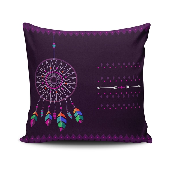 NKLF-395 Multicolor Cushion Cover