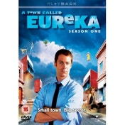 A Town Called Eureka Season 1 Complete DVD