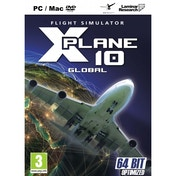 X-Plane 10 (Global Version - Optimised for 64-bit) Game PC & MAC