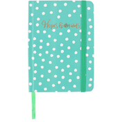 Green A6 Notebook