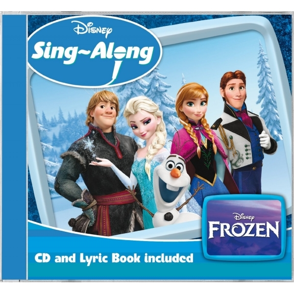Disney Singalong Frozen CD