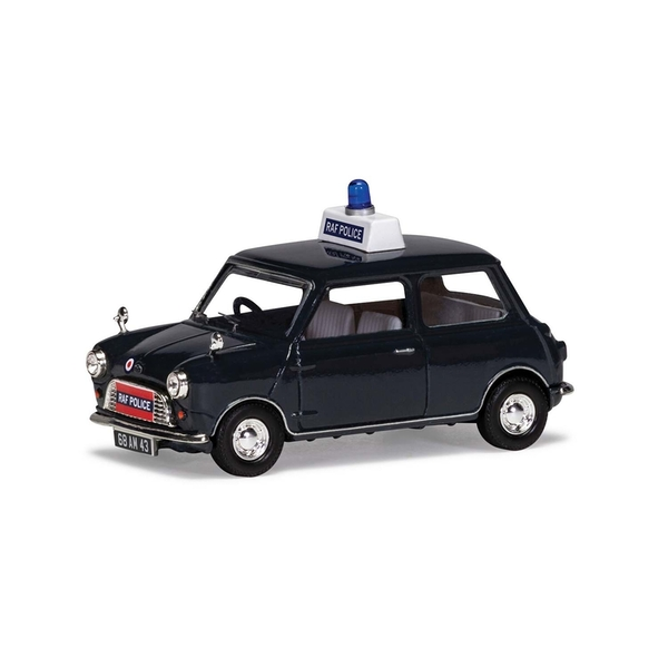 Austin Mini 850 RAF Police 1:43 Corgi Vanguard Model