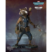 Rocket & Groot (Guardians of the Galaxy 2) Collectors Gallery Statue