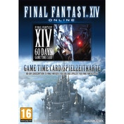 Final Fantasy XIV 14 Online Subscription 60 Day Timecard