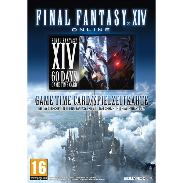 Final Fantasy XIV 14 Online Subscription 60 Day Timecard - Image 9