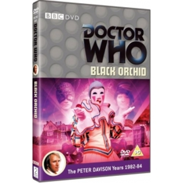 Doctor Who: Black Orchid (1982) DVD