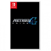 Metroid Prime 4 Nintendo Switch Game