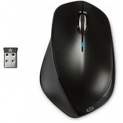 HP x4500 Mouse Metal Black