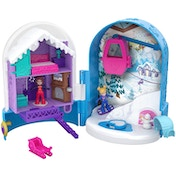 Polly Pocket Pocket World Snow Secret Compact Play Set