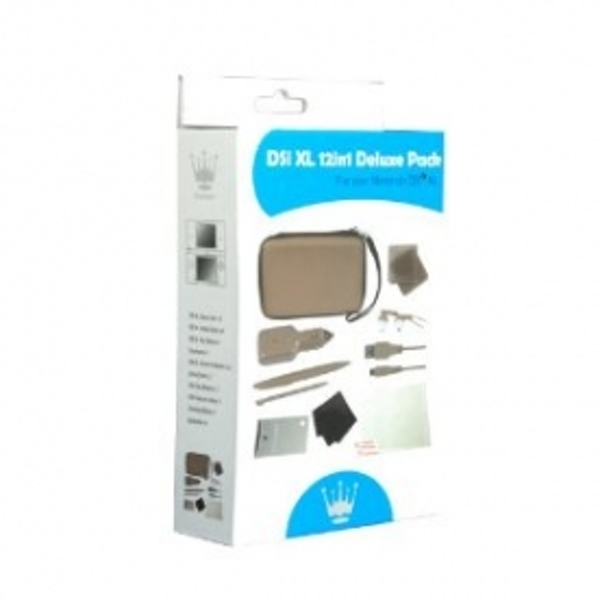 Crown Deluxe 12-in-1 Accessory Pack Brown DSI XL - Image 2