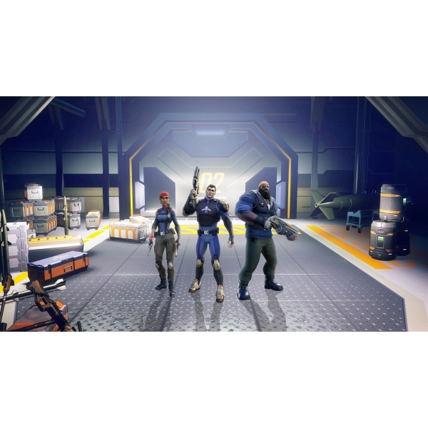 Agents Of Mayhem Day One Edition PS4 Game - Image 6