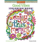 Good Vibes Coloring Book
