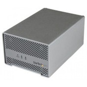 StarTech Dual-Bay Drive Enclosure for 2.5in SATA Drives Thunderbolt