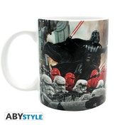 Star Wars - Empire Battle Mug