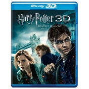 Harry Potter - The Deathly Hallows Part 1 (2010) Blu-ray 3D