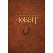 The Hobbit An Unexpected Journey: Extended Edition DVD