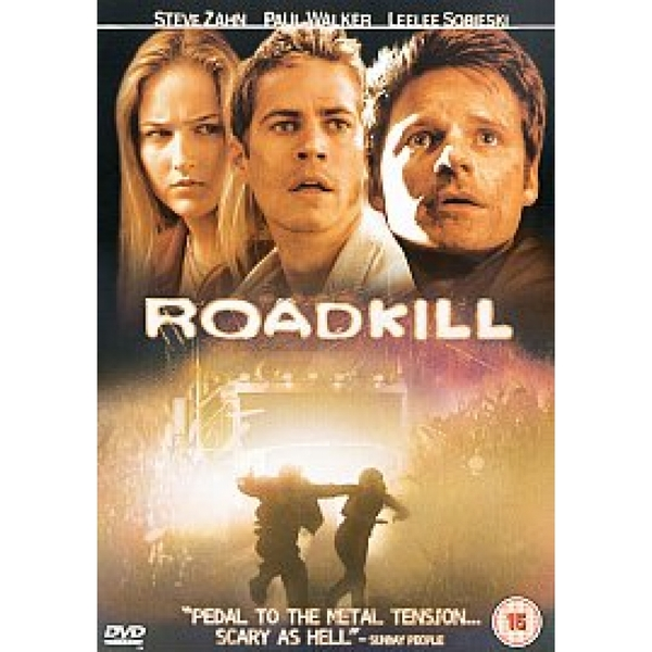 Roadkill DVD