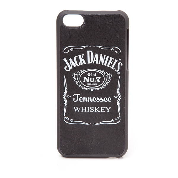 Jack Daniel'S - Logo Apple Iphone 5C Phone Cover - Black