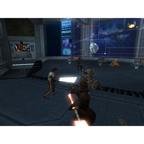 Ex-Display Star Wars Knights Of The Old Republic II Sith Lords Game PC Used - Like New - Image 4