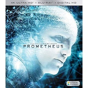 Prometheus 4K UHD Blu-ray