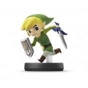Toon Link Amiibo (Super Smash Bros) for Nintendo Wii U & 3DS