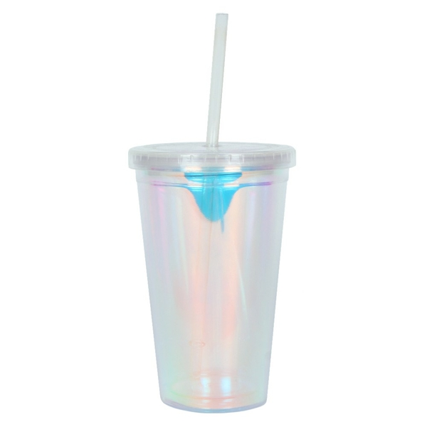 Holographic Drinking Cup