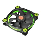 Thermaltake 120 mm Riing12 Led Fan Green