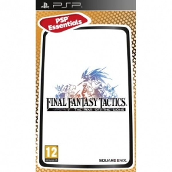 Final Fantasy Tactics War Of The Lions (Essentials) Game PSP