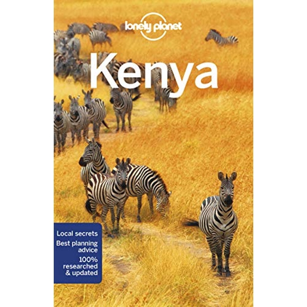 Lonely Planet Kenya by Lonely Planet, Anthony Ham (2018, Paperback)