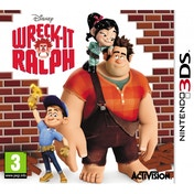 Wreck it Ralph Game 3DS