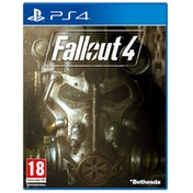 Fallout 4 PS4 Game [Used]