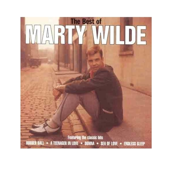 Marty Wilde The Best Of Marty Wilde CD