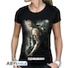 The Walking Dead - Daryl Crossbow Women's Large T-Shirt - Black - Image 2