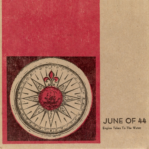 June Of 44 – Engine Takes To The Water Vinyl