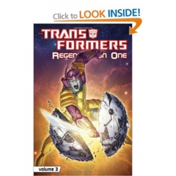 Transformers: Regeneration One Volume 3