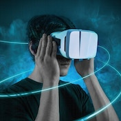 Ex-Display Thumbs Up! Immerse Plus Virtual Reality Headset Used - Like New