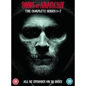 Sons of Anarchy Seasons 1-7 DVD BOXSET R2 5039036071864