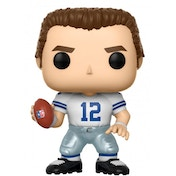 Ex-Display Roger Staubach (NFL Legends Cowboys Home) Funko Pop! Vinyl Figure Used - Like New