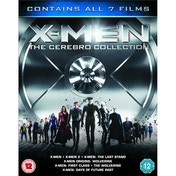 X-Men The Cerebro Collection (Blu-ray) (2014)
