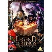 Max Magician & The Legend Of The Rings DVD