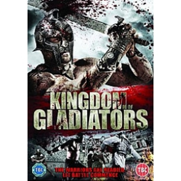 Kingdom Of Gladiators DVD