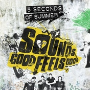 5 Seconds Of Summer - Sounds Good Feels Good Deluxe Edition CD