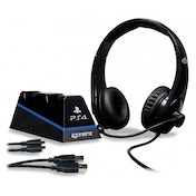 Ex-Display 4gamers Stereo Gaming Headset Starter Kit PS4 Used - Like New
