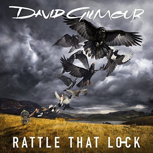 David Gilmour - Rattle That Lock CD & Blu-ray