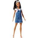 Ex-Display Barbie Fashionistas Doll Awesome Used - Like New