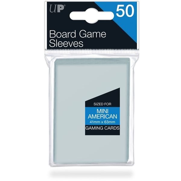 Ultra Pro American Small Size Board Game Sleeves
